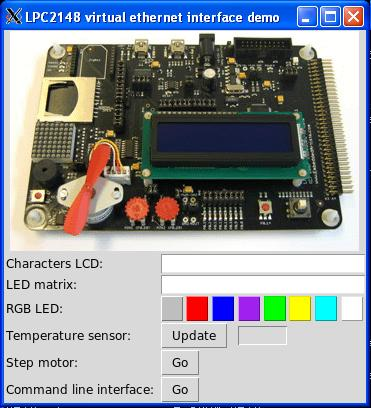 USB Driver for lpc